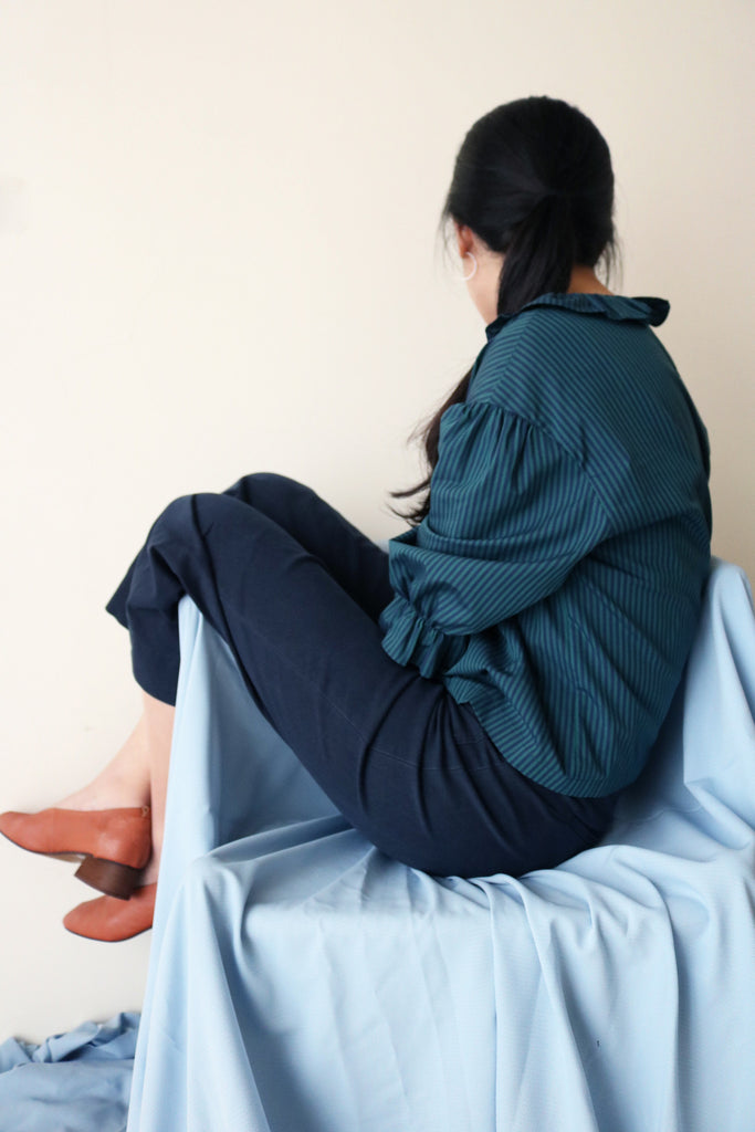 Clo blouse-Made in Japan