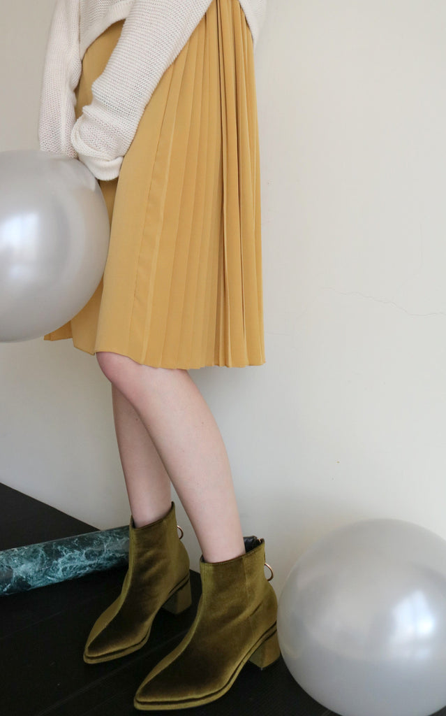 Ginger skirt-sold out