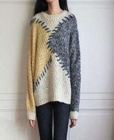 Extension sweater (vintage)-sold out