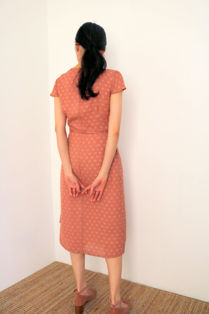 Mira dress- limited edition / made to measure