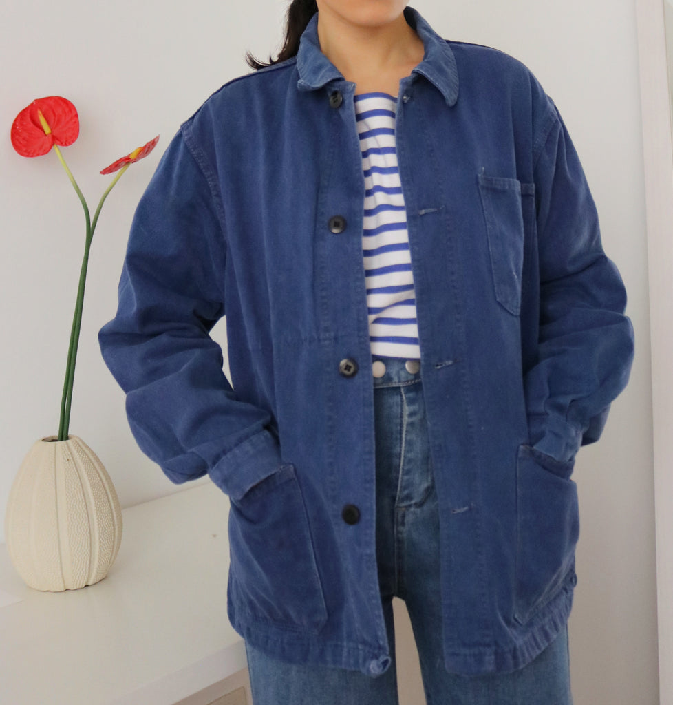 Narelle Workman Jacket {French Vintage /unisex }-sold out