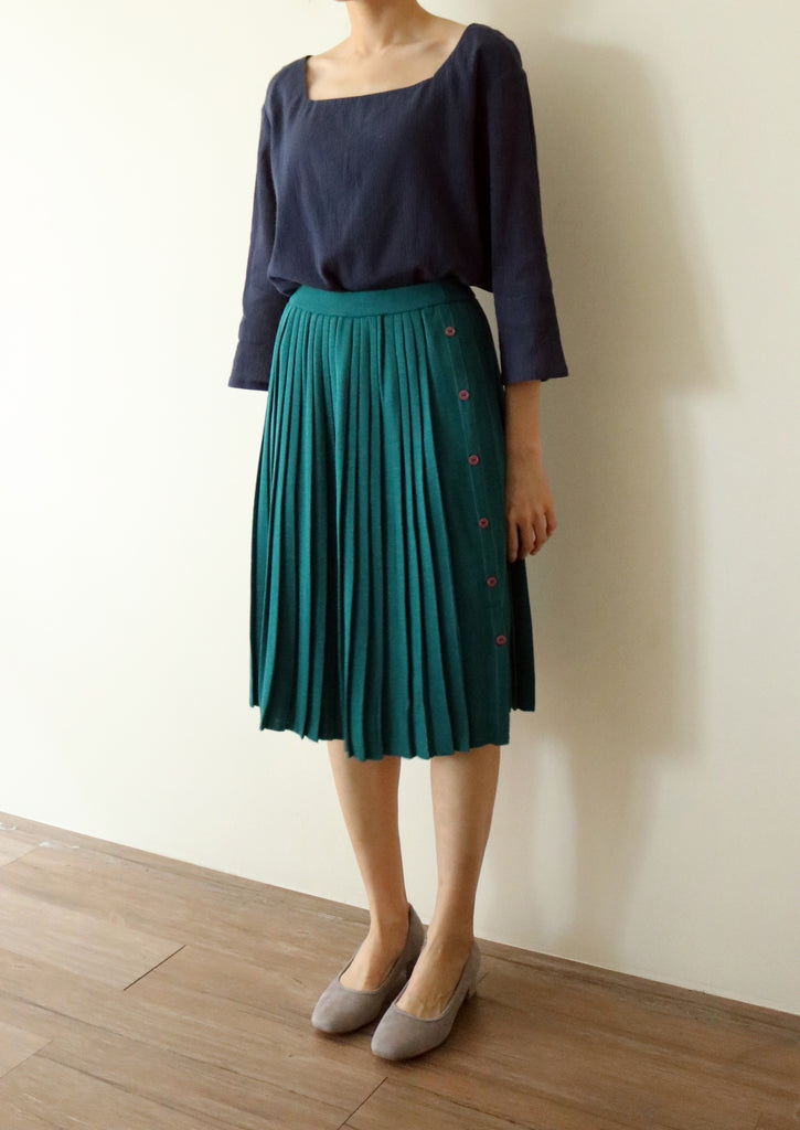 Natsuko Skirt (vintage)-sold out