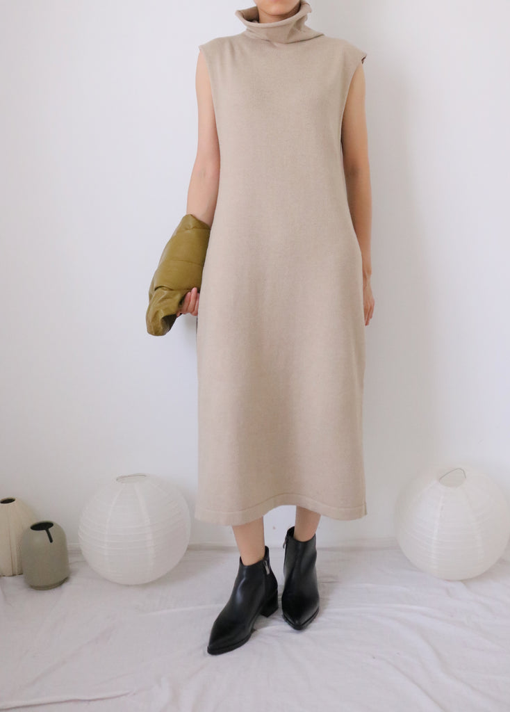 Neutral dress (more colours available)