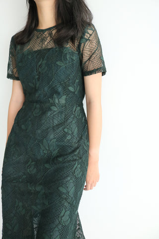 Pine dress-sold out