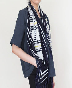 Pop scarf {Imported}-sold out