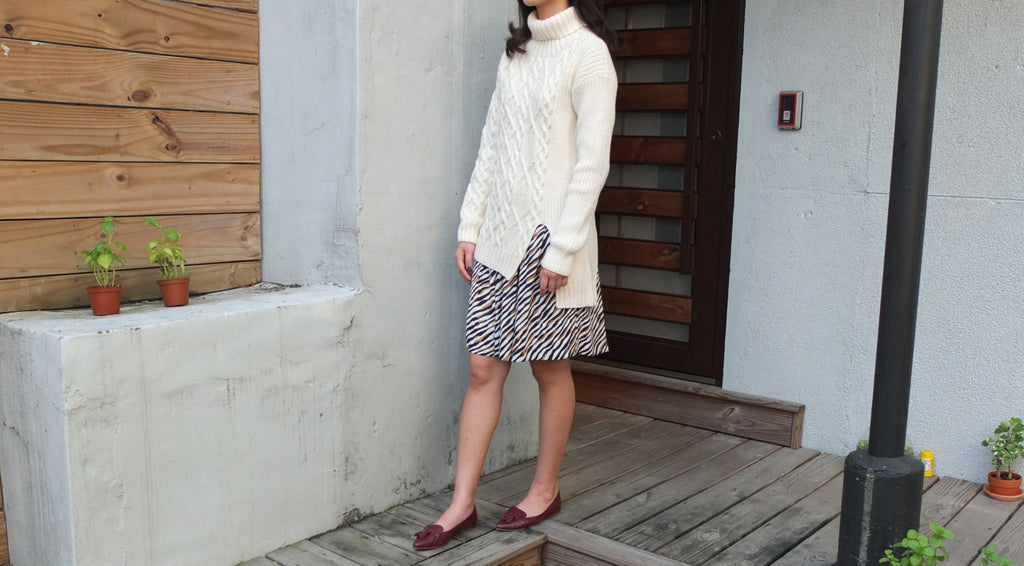 Malmo skirt-sold out