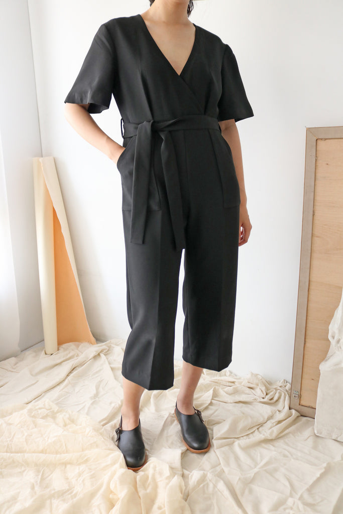 Sicily jumpsuit (ankle-length option available)-sold out