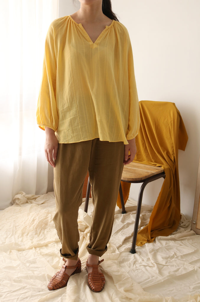 Simone Blouse-sold out