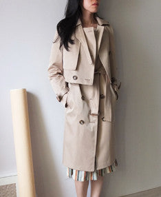 kensington trench-sold out