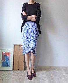 Ikat skirt-sold out