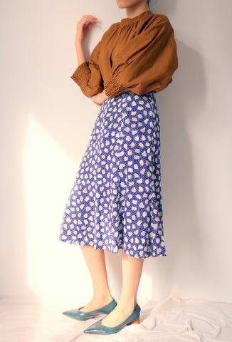 Violet Skirt {Vintage}-sold out