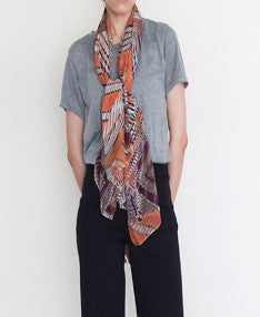volos scarf-sold out