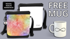 FREE Mental Health Awareness Semicolon Mug When You Buy A Semicolon Bag