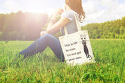 Tote bags by Oh For Five Minutes