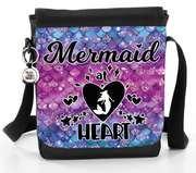 Mermaid At Heart - Reporter Bag