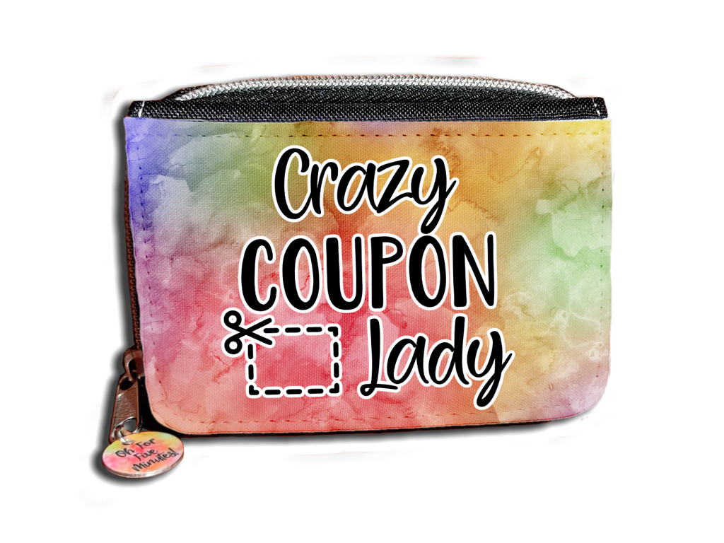 Crazy Coupon Lady - Purse