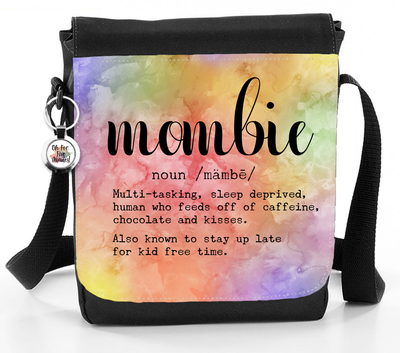 Definition Mombie - Reporter Bag