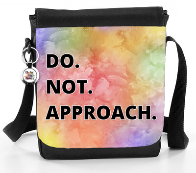 Do. Not. Approach - Reporter Bag