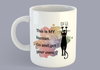 This Is MY Human. Go And Get Your Own - Mug