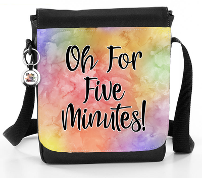 Oh For Five Minutes! - Reporter Bag
