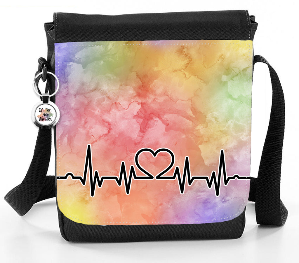 ECG: ElectroCAREdiagram - Reporter Bag