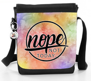 Nope. Not Today. - Reporter Bag