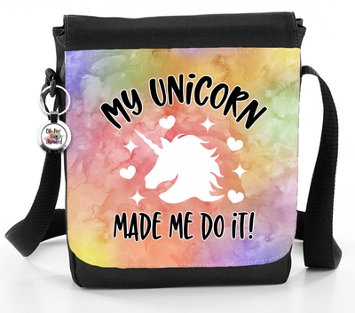 My Unicorn Made Me Do It - Reporter Bag