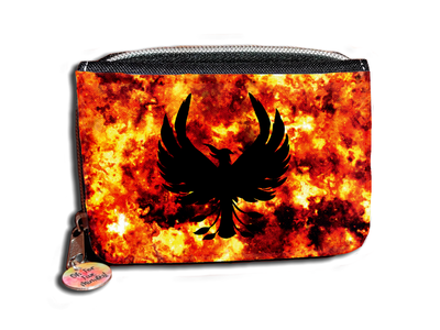 The Legend Of The Phoenix - Purse