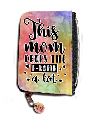 This Mom Drops The F-Bomb A Lot - Purse