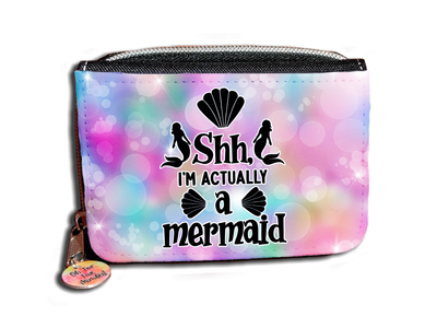 Shh I'm Actually A Mermaid - Purse