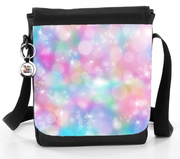 Rainbow Bokeh - Reporter Bag