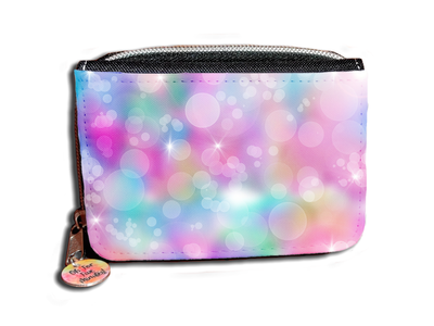 Rainbow Bokeh - Purse