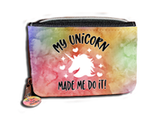 My Unicorn Made Me Do It - Purse