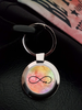 Semicolon - Mental Health Awareness - Keyring