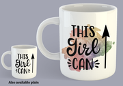 This Girl Can - Mug