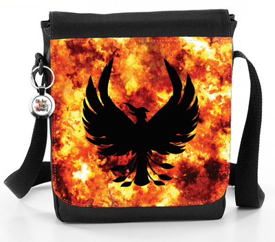 The Legend Of The Phoenix - Reporter Bag