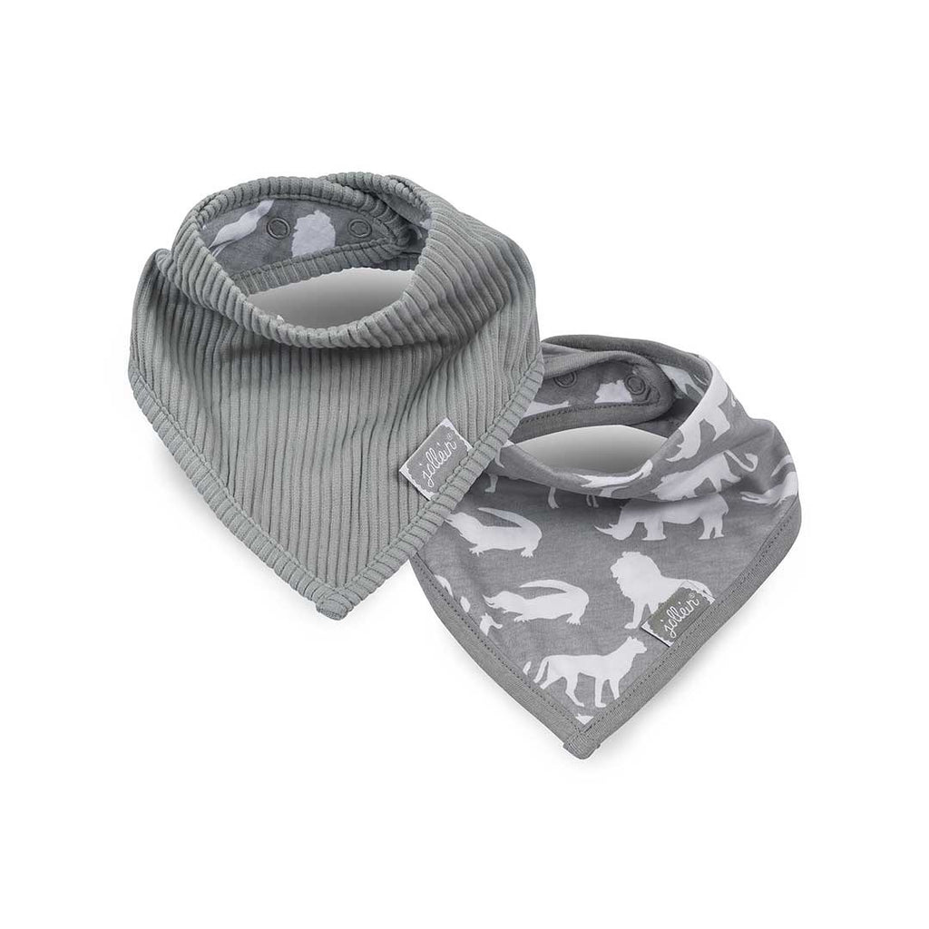 Slab Safari Stone Grey - 2 pack