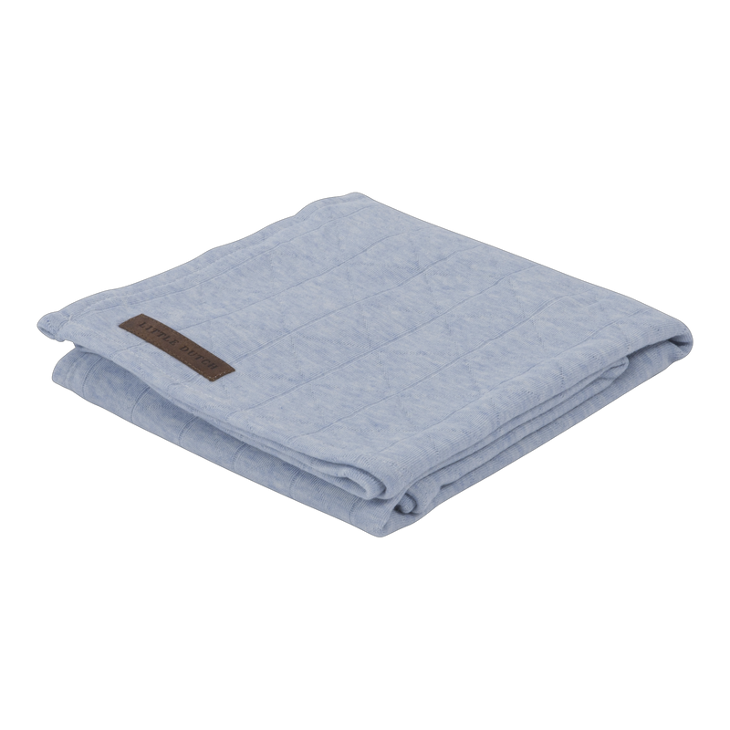 Little Dutch swaddle doek Blue