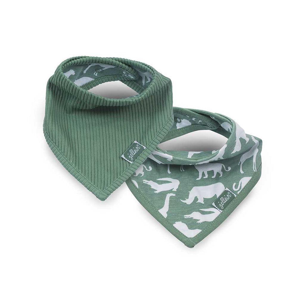 Slab Safari Forest Green - 2 pack