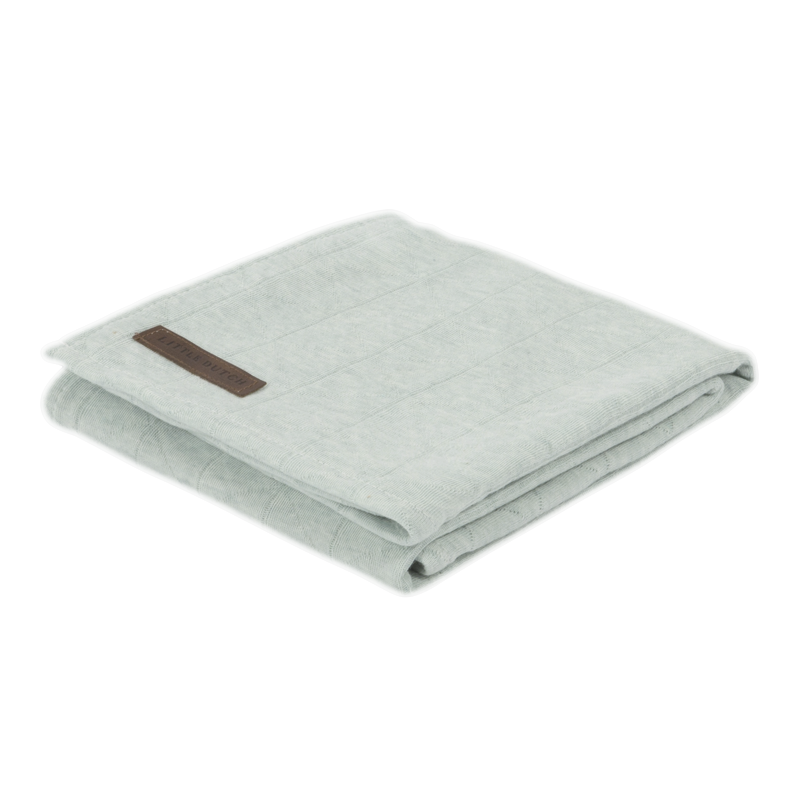 Little Dutch swaddle doek Mint