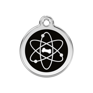 Atom Personalised Pet Tag