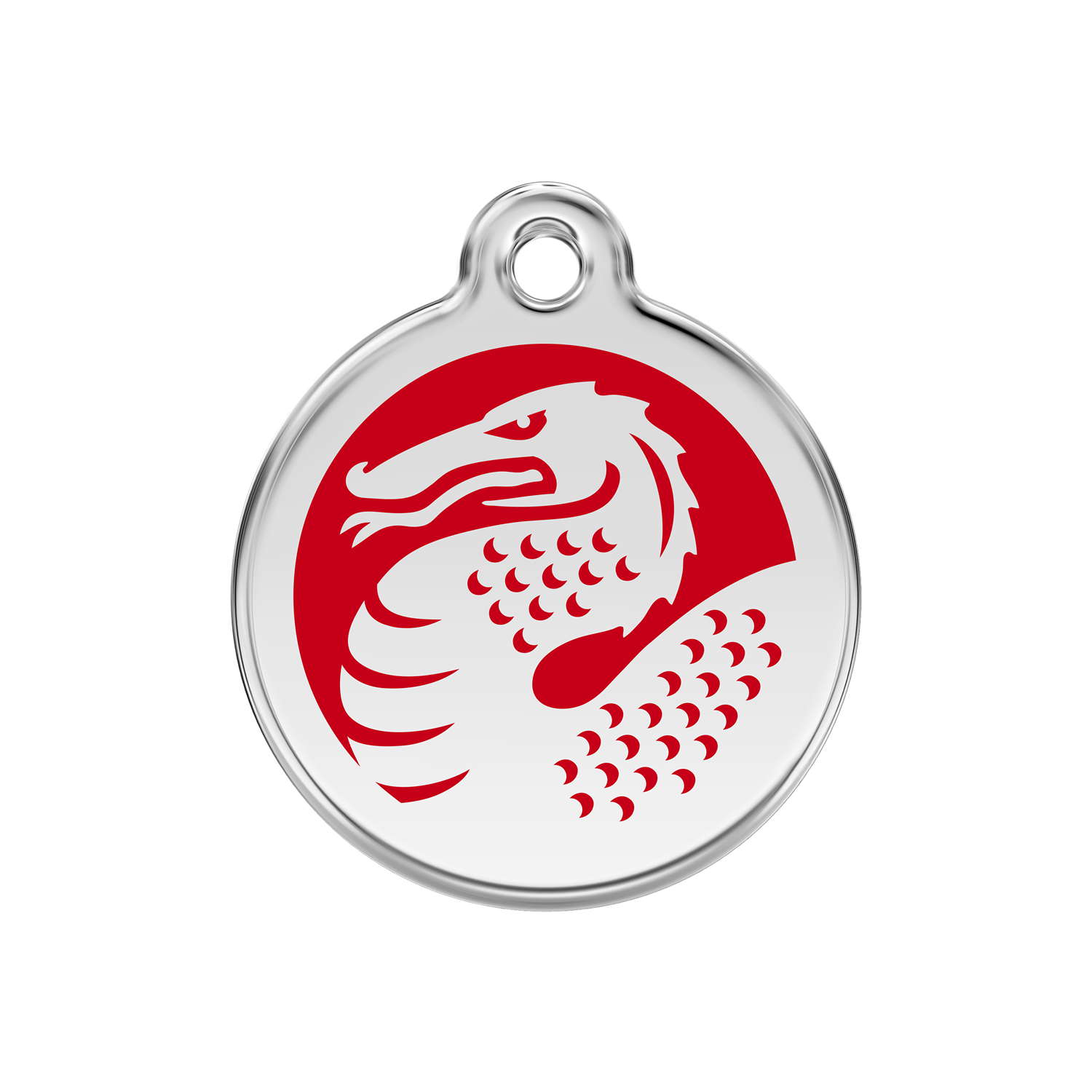 Dragon Pet Tag