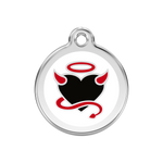 Devil Pet Tag