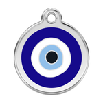 Evil Eye Pet Tag