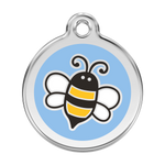 Bumble Bee Pet Tag