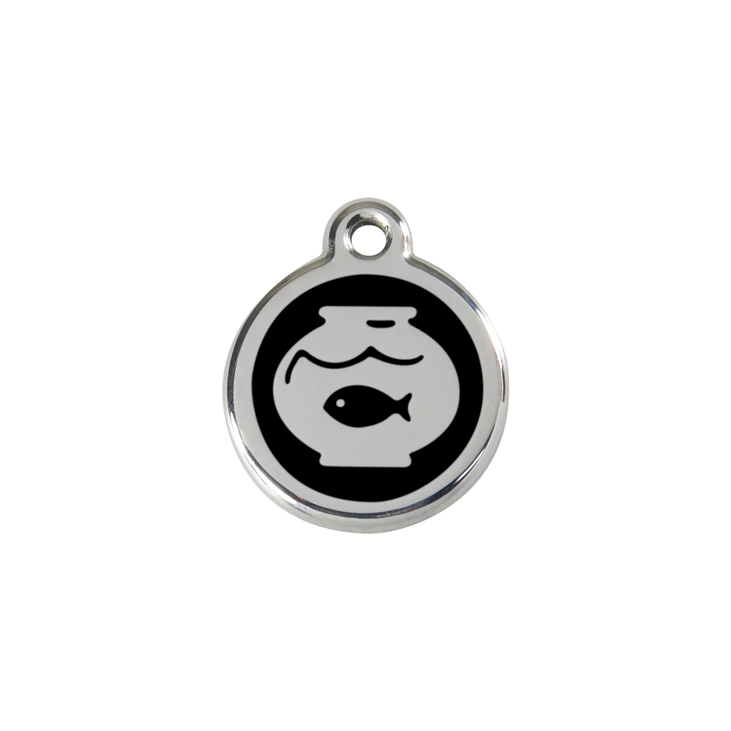 Fish Bowl Pet Tag