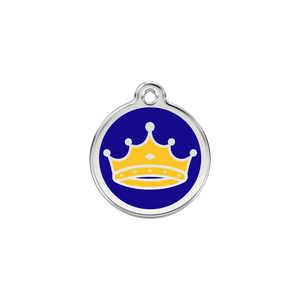 King Pet Tag