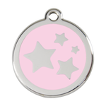 Star Pet Tag