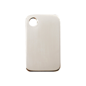Rectangle Pet Tag