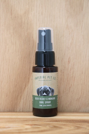 NZ Deer Velvet Canine Dental Spray 30mL